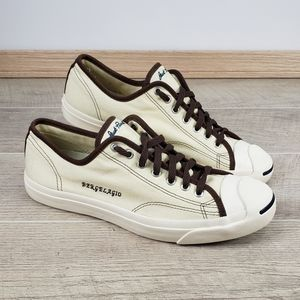 Converse Unisex Jack Purcell CP Canvas Lo-Top